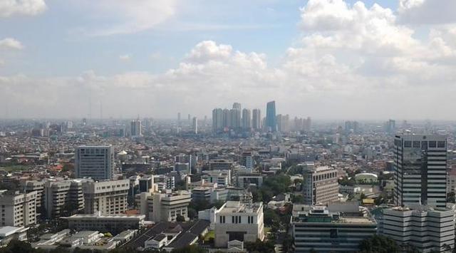 Ramalan Cuaca Jakarta, Depok, Bogor dan Bekasi
