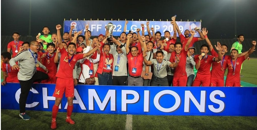 Pemain Timnas U-22 Curhat ke Presiden Jokowi