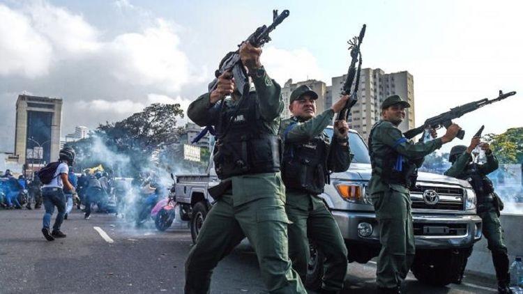 Menentang Pemerintah, 5.300 Orang Venezuela Tewas