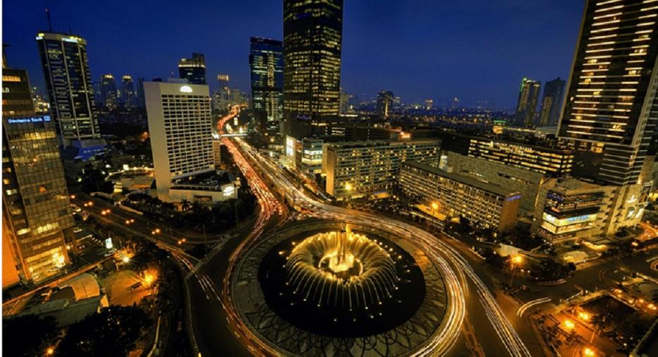 Korlantas Rekayasa Lalu Lintas Tahun Baru di Jakarta