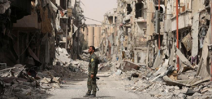 Jet Tempur Rusia Bombardir Kota Oposisi di Suriah
