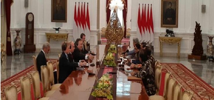 Indonesia-AS Sepakat Pacu Transaksi Dagang Hingga US$50 Miliar