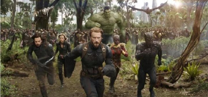 Pria India Tewas Saat Nonton Avengers: Infinity War