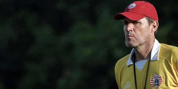 Pelatih Persija Klaim Kantongi Kekuatan PSM