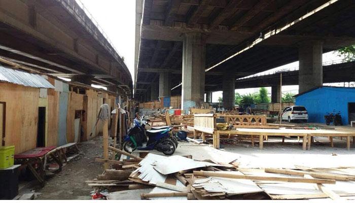 Plt Gubernur DKI: Bongkar Bangunan Liar di Kalijodo