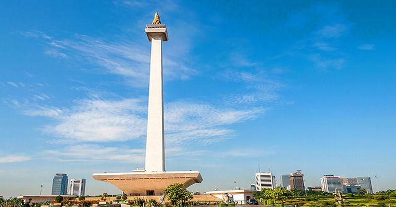 Sepanjang Hari, Cuaca Cerah Hiasi Langit Jakarta