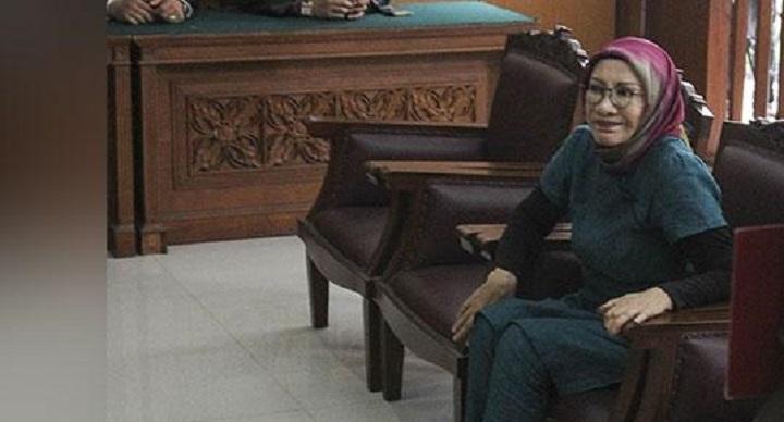 Eksepsi Ratna Sarumpaet Ditolak Jaksa