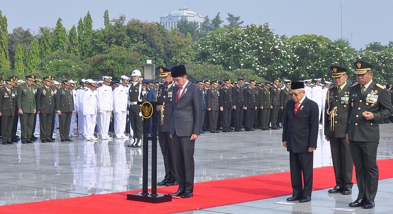 Presiden Jokowi: Saatnya Memberantas Kemiskinan & Kebodohan