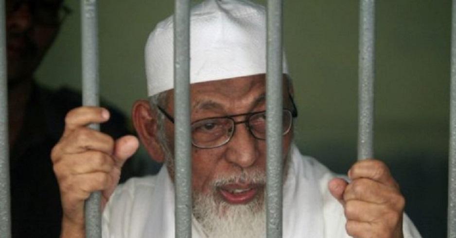 Pertimbangan Kemanusiaan, Abu Bakar Baasyir Dibebaskan