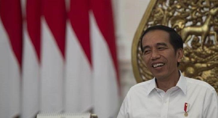 Jokowi: Mahfud MD, TGB & Airlangga Masuk Daftar Cawapres