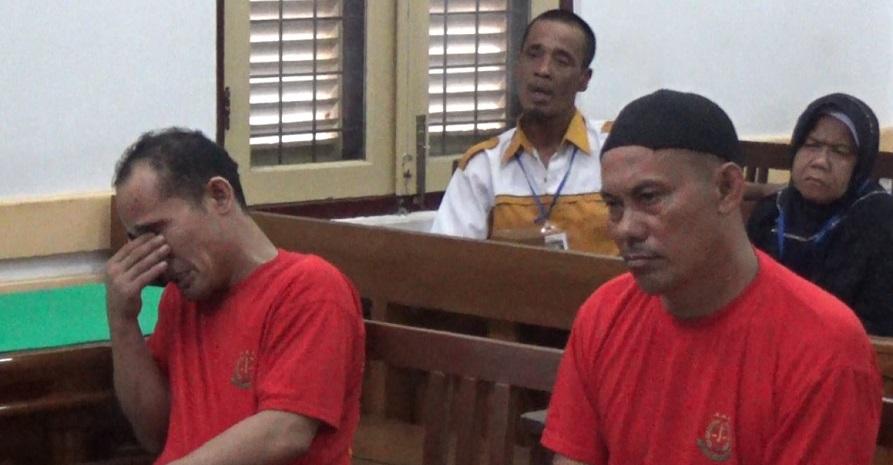 Divonis Mati, Penyelundup Narkoba Ngamuk di Pengadilan