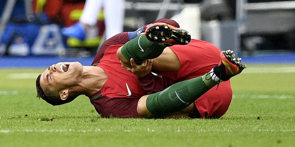 Cristiano Ronaldo Cedera Lagi