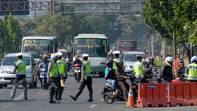 Demi Kepatuhan Berkendara, Jakarta Gelar Operasi Setahun