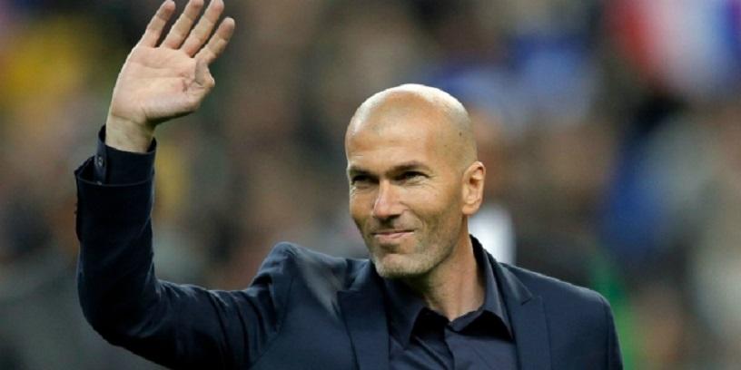 Zidane Mengundurkan Diri