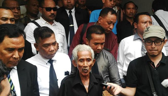 Tanah Dicaplok RCTI, Warga Kebon Jeruk Ngadu ke Polda Metro Jaya