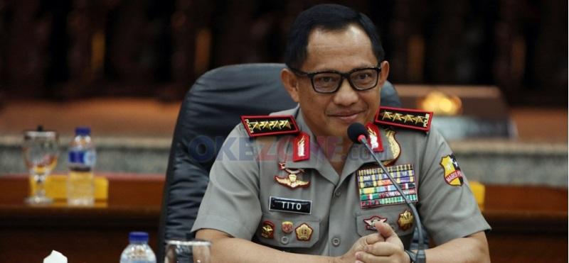 Kapolri Tito: Anggota Polri Ikut Pilkada Wajib Mundur