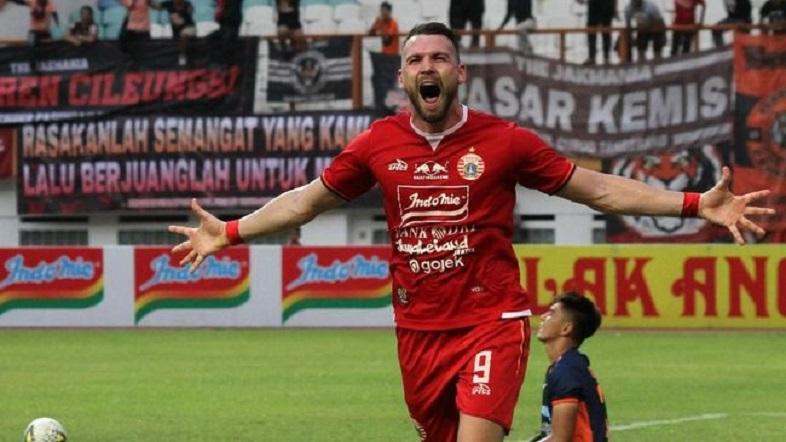 Liga 1 2019: Persija Kalahkan Persela 4-3