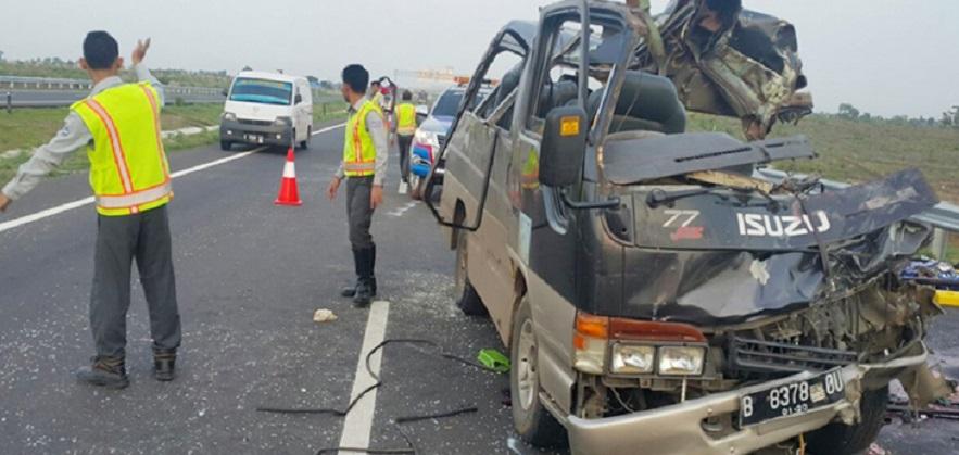 Kecelakaan Maut di Tol Cikopo, 12 Nyawa Melayang