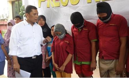 Poldasu Bongkar Kasus Pengiriman TKW Ilegal ke Malaysia