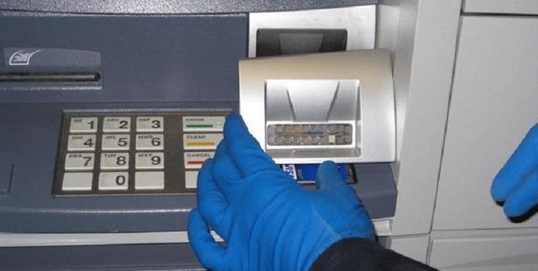 Pembobol ATM Kuras ATM Pakai Tusuk Gigi Diringkus