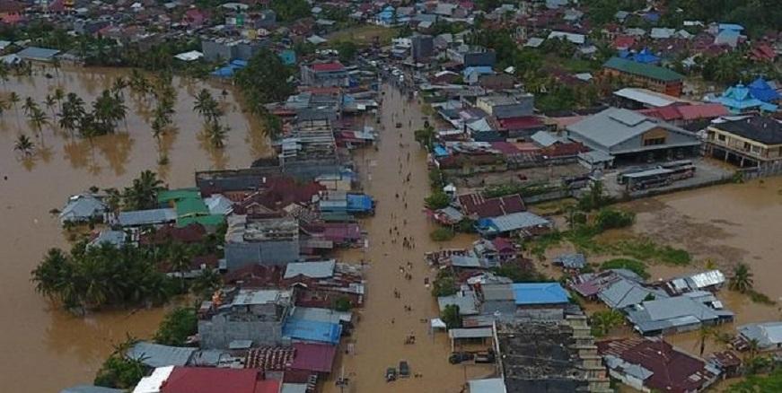 Bangkulu Banjir, 15 Orang Tewas