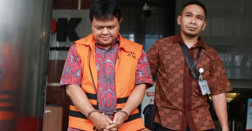 Terima Suap dari Bupati Jepara, Hakim Lasito Diadili