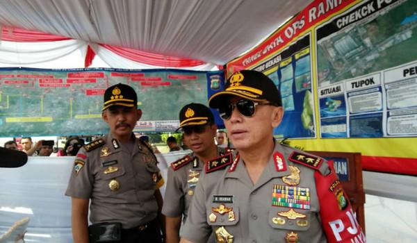 22 Titik Rawan Jalur Mudik Lebaran di Jakarta-Bekasi-Karawang
