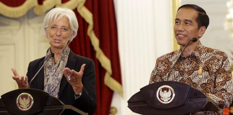 IMF: Perekonomian Indonesia Luar Biasa