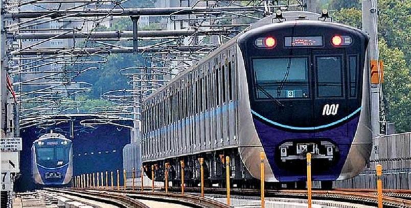 2020, MRT Fase Kalideres-Ujung Menteng Dibangun
