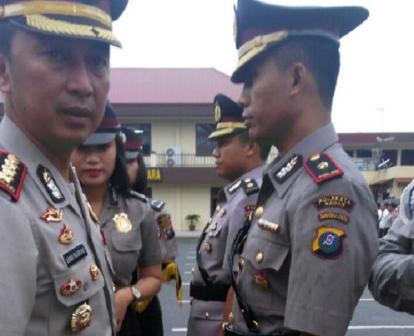 Mutas di Poltabes Medan, Kompol Victor Jadi Kapolsek Medan Baru