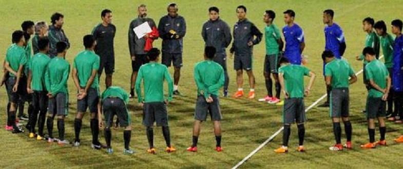 Lawan Jepang, Timnas Indonesia U-19 Tampil Menyerang