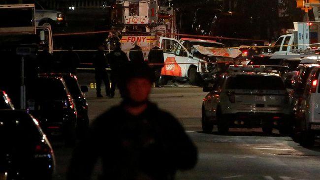Teror New York, Mimpi Buruk Malam Halloween