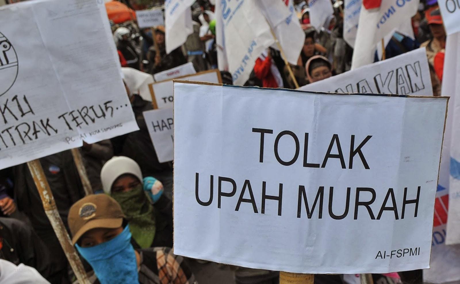 Maneker: UMP 2020 Naik 8,51 Persen