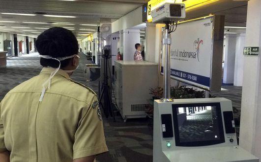 Bandara Soekarno-Hatta bertolak Belakang Cegah Virus Zika