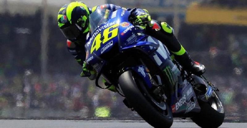 MotoGP Italia, Valentino Rossi Tampil Buruk