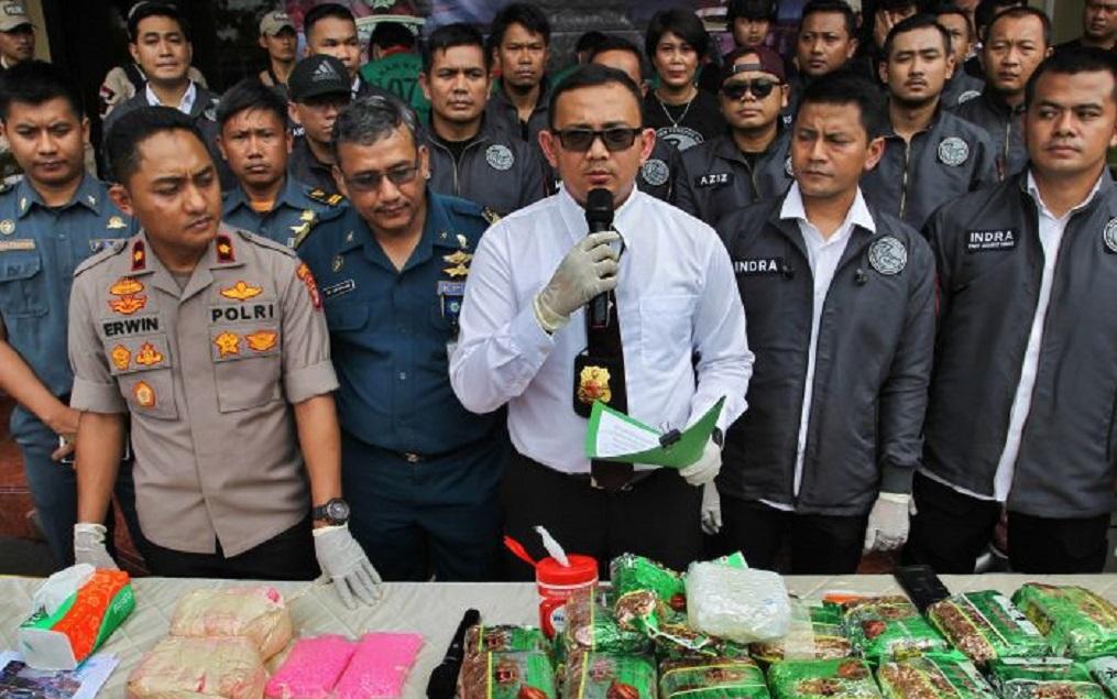 Jaringan Narkoba Kampung Ambon Diobrak-abrik