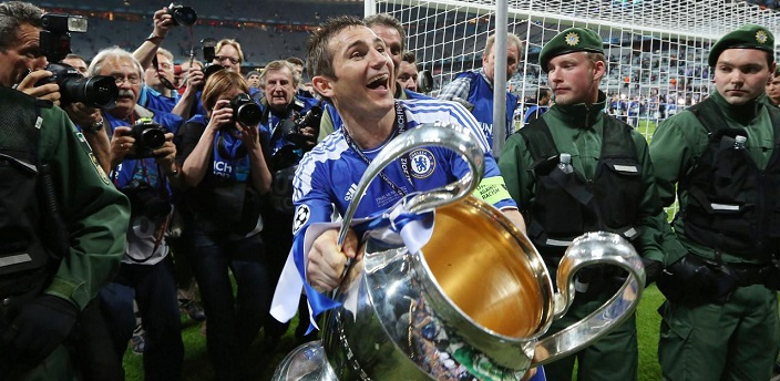 Liga Champions, Unjuk Gigi Jawara Bola Eropa