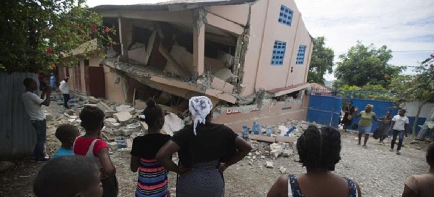 Gempa Guncang Haiti, 14 Orang Tewas