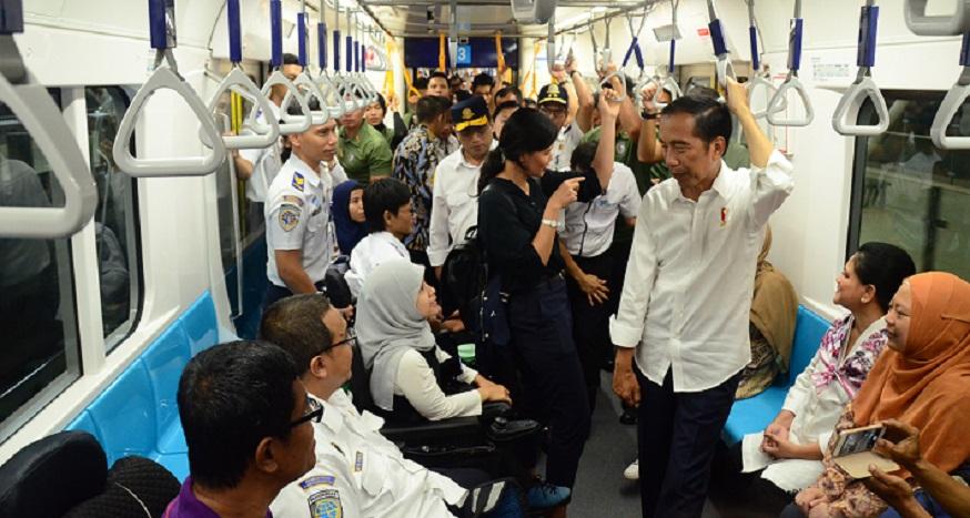 MRT Beroperasi, Lalin Fatmawati-Sudirman Kok masih Padat
