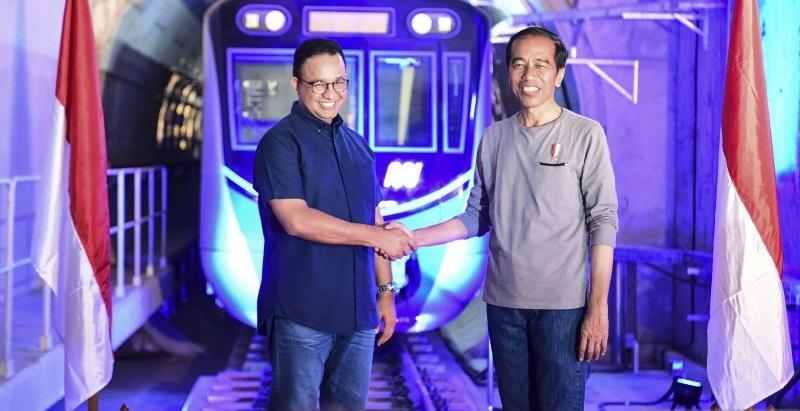 Presiden Jokowi: November, Uji Coba LRT Cibubur-Cawang