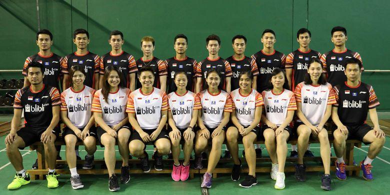 Indonesia Juara Grup Piala Sudirman