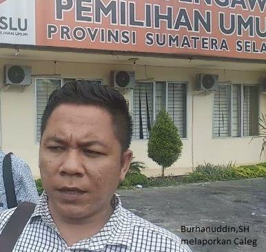 Diduga Lakukan Politik Uang, Caleg DPR RI Partai Golkar Dilaporkan ke Bawaslu Sumsel
