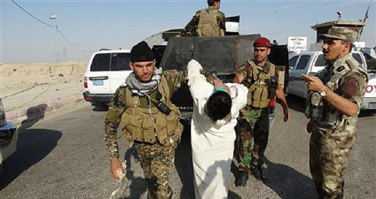 35 Militan ISIS Dibunuh