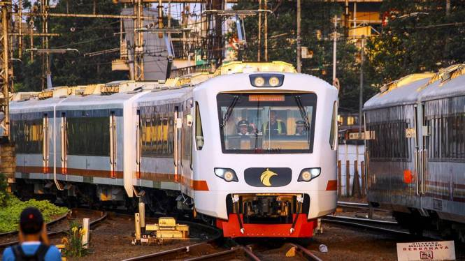 Kereta Bandara Pekan ini Beroperasi dari Stasiun Manggarai
