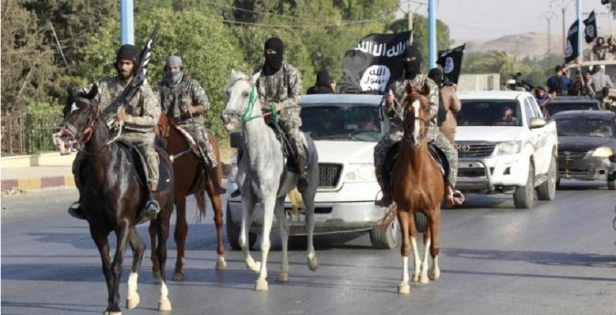 Tukang Jagal ISIS Dibekuk