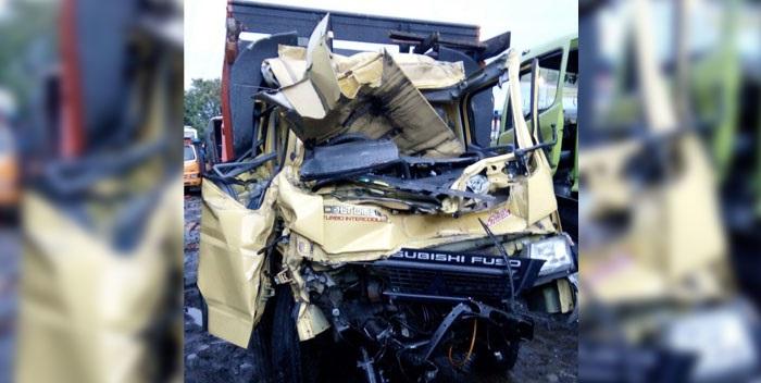 Anggota Brimob Meninggal Akibat Kecelakaan di Tol