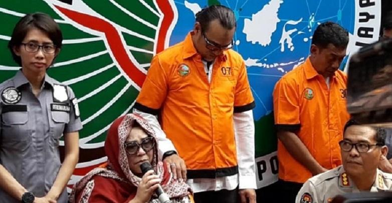 Pemasok Sabu Pelawak Nunung Diringkus di Bogor