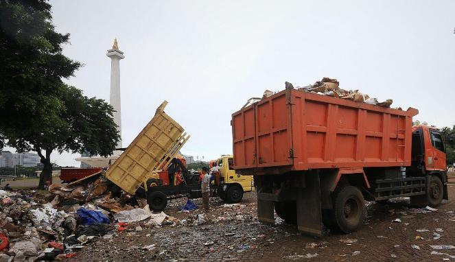 Pemprov DKI Susun Mekanisme Pembayaran Iuran Sampah