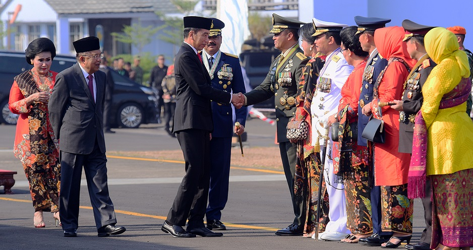 Indonesia Bangun Empat Pangkalan Militer Baru