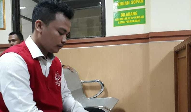 Haris Simamora, Pembunuh Sekeluarga di Bekasi Divonis Mati